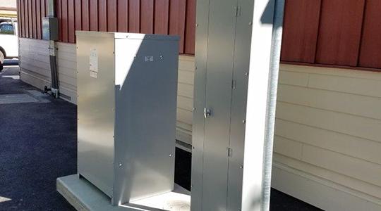 Carl H Sundahl Elementary School - Electrical Modernizations